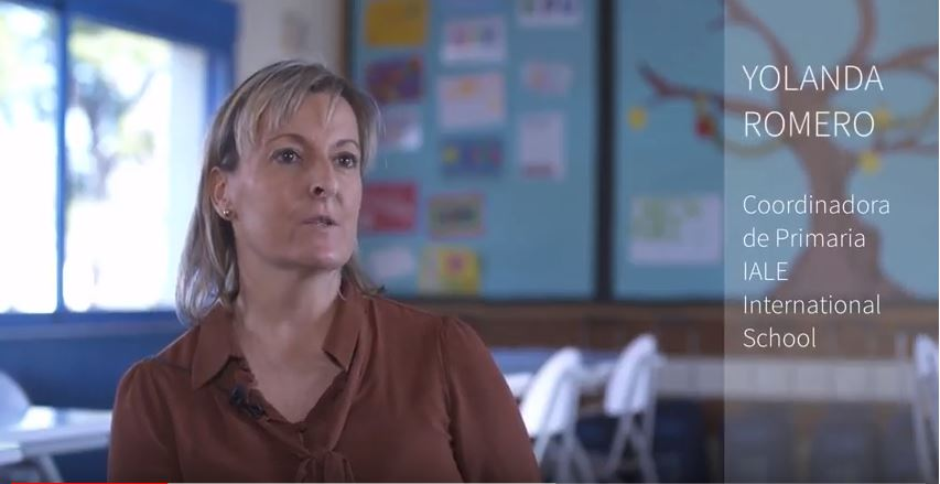 Iale International Schools employ BlinkLearning as an educational platform
