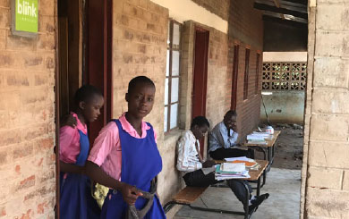 BlinkLearning sets aside part of its proceeds to finance a school in Malawi
